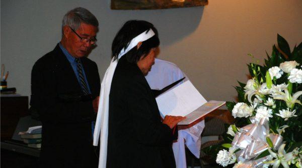 Ethnic funerals